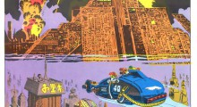 See Marvel Comics 1982 version of Blade Runner