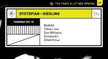 DYSTOPIAN x GIEGLING ADE special