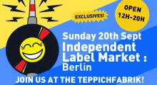 dystopian @ independent Label Market Berlin