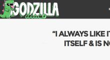 Recondite Interview at Godzilla Disco