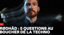 Rødhåd interview for Trax Magazine
