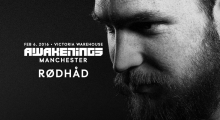 AWAKENINGS goes MANCHESTER with Rødhåd