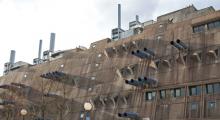 Dystopian Brutalism in Germany