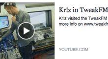 Kr!z at TweakFM