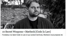 Mørbeck: 10 secret weapons