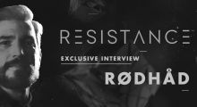 Rødhåd interviewed by Resistance