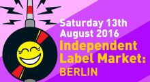 Dystopian at the Independent Label Market Berlin