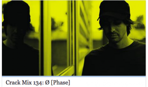 Crack Mix 134: Ø [Phase]