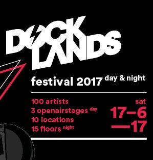 Tijana T at Docklands Festival 2017