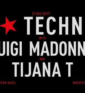 I ★ Techno with Luigi Madonna & Tijana T