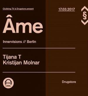 Âme, Tijana T in Belgrade / Clubbing TV Adria §