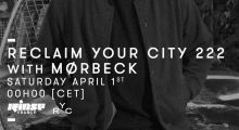 Reclaim Your City 222: Mørbeck