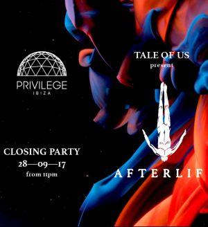 Afterlife x Privilege Closing w/ Alex.Do, Recondite, Rødhåd