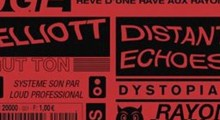 download: Distant Echoes at Rayon Rouge, Paris