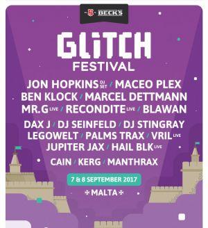 Glitch Festival 2017 w/ Vril