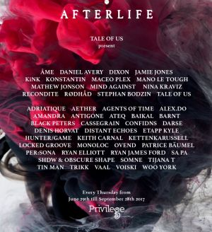 Afterlife with Tijana T