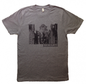 new Dystopian shirts