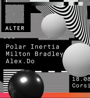 ALTER w/ Polar Inertia, Milton Bradley, Alex.Do