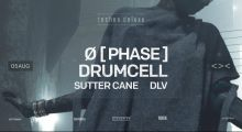 Techno.Deluxe with Ø [Phase] X Drumcell