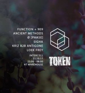 Intercell x Token / ADE w/  Ø [Phase],  Kr!z b2b Antigone