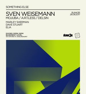 Something Else with Sven Weisemann