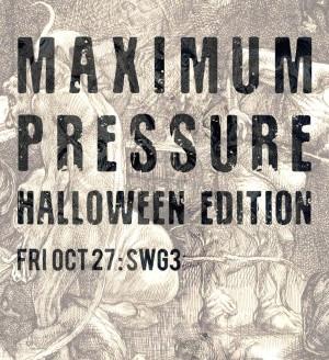 Pressure Halloween 2017: Slam, Richie Hawtin, Rødhåd, Laurent Garnier, DeepChord