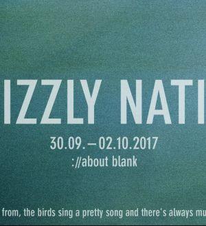 Grizzlynation 2017 mit Alex.Do, Rødhåd, Vrilski (Vril& Voiski)