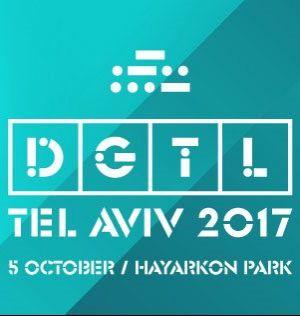 DGTL Tel Aviv 2017 w/ Rødhåd, Vril