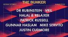 The Bunker: Dr Rubinstein VRIL Halal&Relaxer P.Russell HotMix
