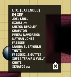 etc. [extended] w./ Joel Mull, Exium, Milton Bradley & Vision Collector