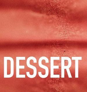 Dessert: w/ Monoloc / Jon Hester