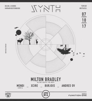Synth presents: Milton Bradley