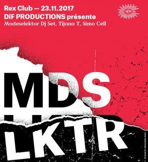 Dif Production presente Mdslktr, Tijana T