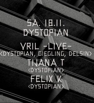 Dystopian mit Vril, Tijana T und Felix K