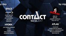Contact Festival 2017 w/ Alex.Do, Recondite, Rødhåd