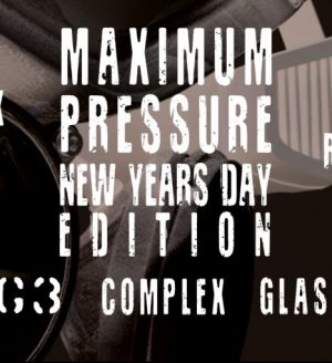 Radio Slave at Maximum Pressure x NYD 2018