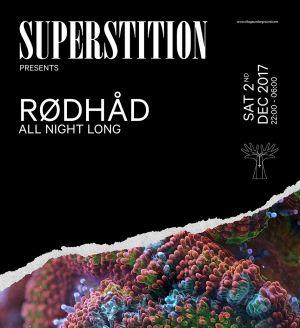 Superstition: Rødhåd All Night Long