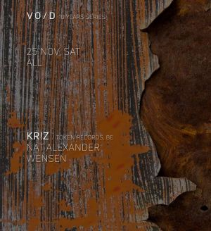 Void 10 Years Series: Kr!z