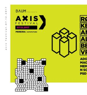 BAUM presenta: AXIS Festival w/ Rødhåd, Vril