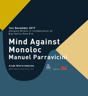 Monoloc at Amnesia Milano