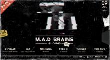 Le Cargö x M.A.D Brains | Ø [Phase]
