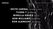 29 dec 2017: Dystopian w/ Keith Carnal, Tijana T, Mirella Kroes, Don Williams, Ron Albrecht