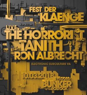 Fest der Klänge w/ Ron Albrecht