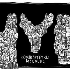Komiks x Tetris NYE RAVE with Monoloc