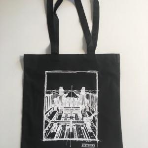 """new in: dystopian """"terminus"""" bag"""