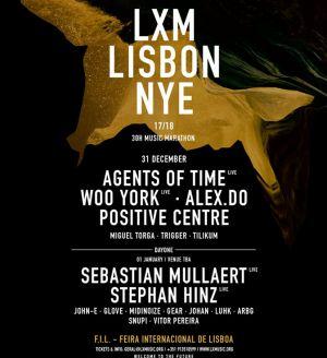 Alex.Do at LXM Lisbon NYE 17/18