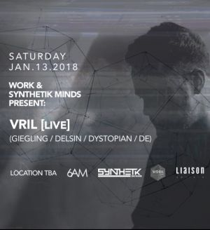 Vril [Live] – Synthetik Minds
