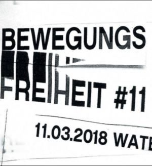 Don Williams at Bewegungsfreiheit #11 x STAUB