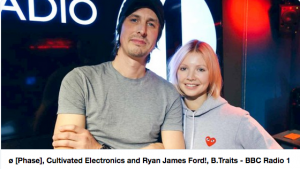 BBC Radio1: B.Traits b2b ø [Phase]