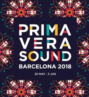 Vril at Primavera Sound 2018